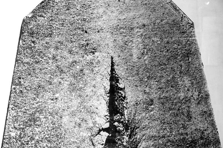 Lucio Fontana, Big Photography, Italy, circa 1962 For Sale 2