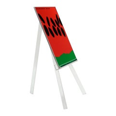 Lucite / Acrylic Easel Stand