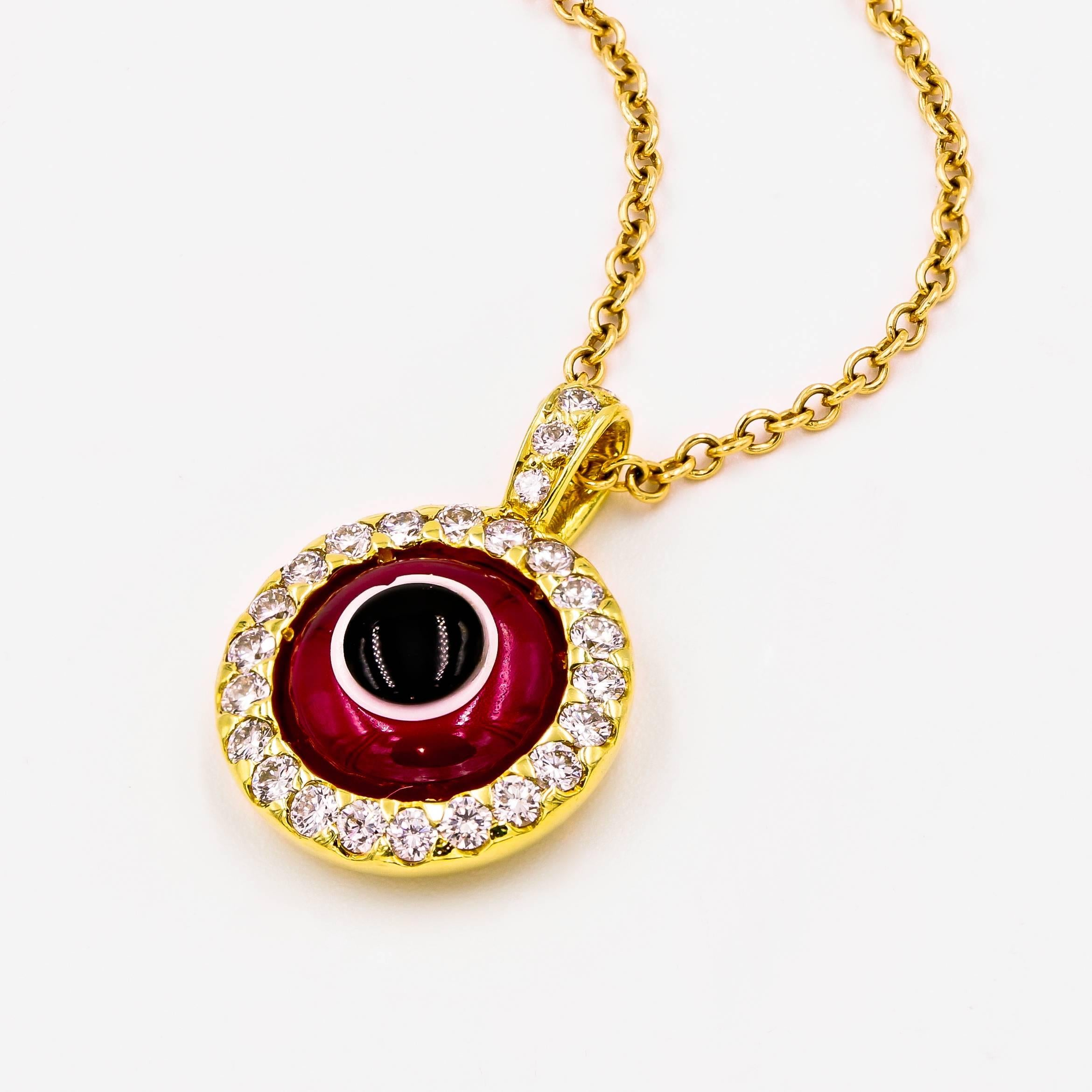 necklace jewelry pendant products eye enlarged evil meyer necklaces jennifer