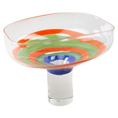 Ludovico Diaz de Santillana, Venini, Murano, 1970 Cup Designed for Philips