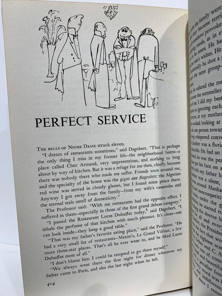 Perfect Service (La Bonne Table illustration) For Sale 7