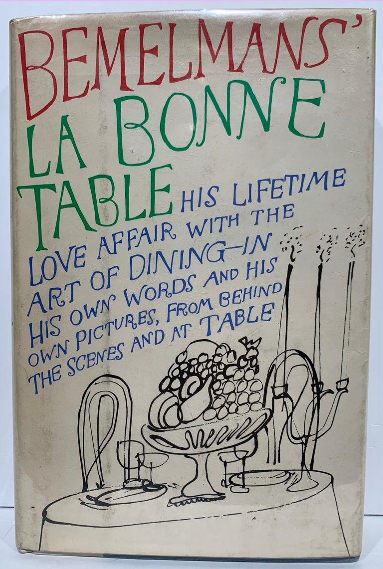 Perfect Service (La Bonne Table illustration) For Sale 8