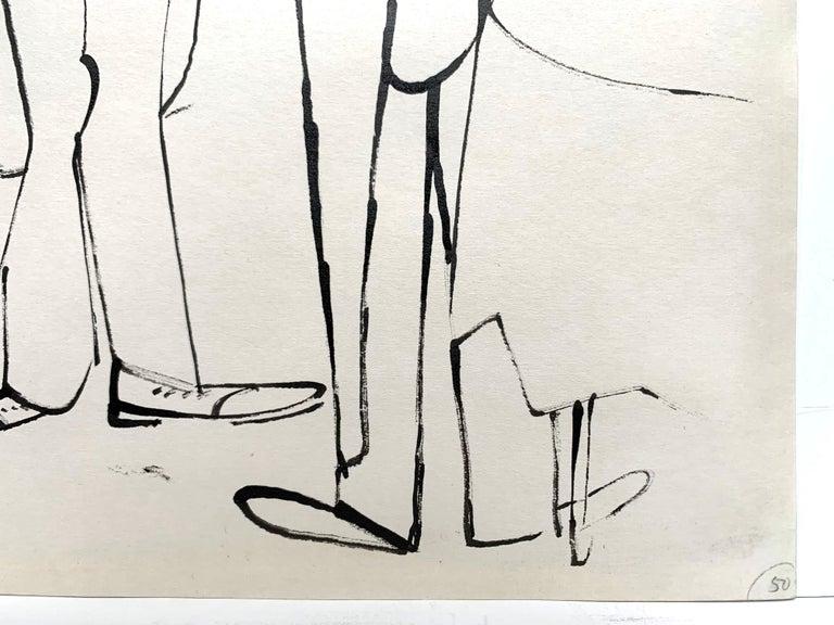 Perfect Service (La Bonne Table illustration) For Sale 1