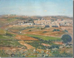 Jerusalem by Ludwig Blum