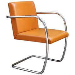 Ludwig Mies van der Rohe for Knoll International, 245 Cantilever chair