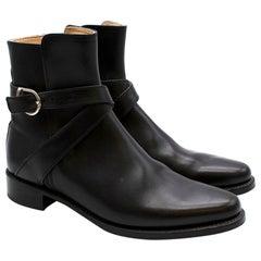 Ludwig Reiter Chelsea Style Black Boots UK6