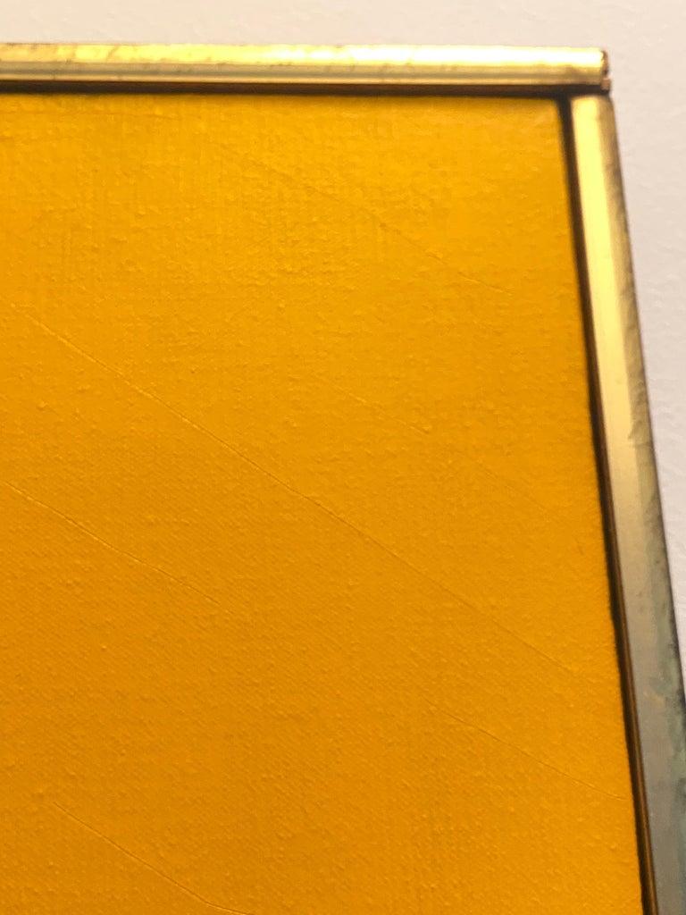 Acrylic on canvas Signed