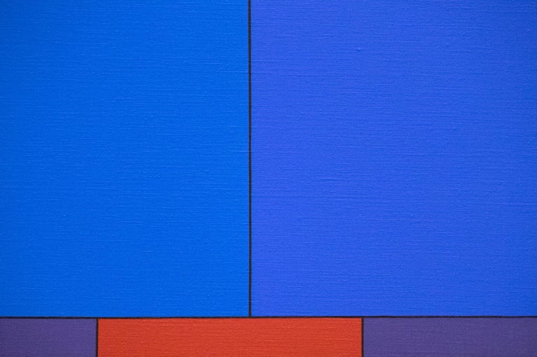 Mongohela - Modern Painting by Ludwig Sander