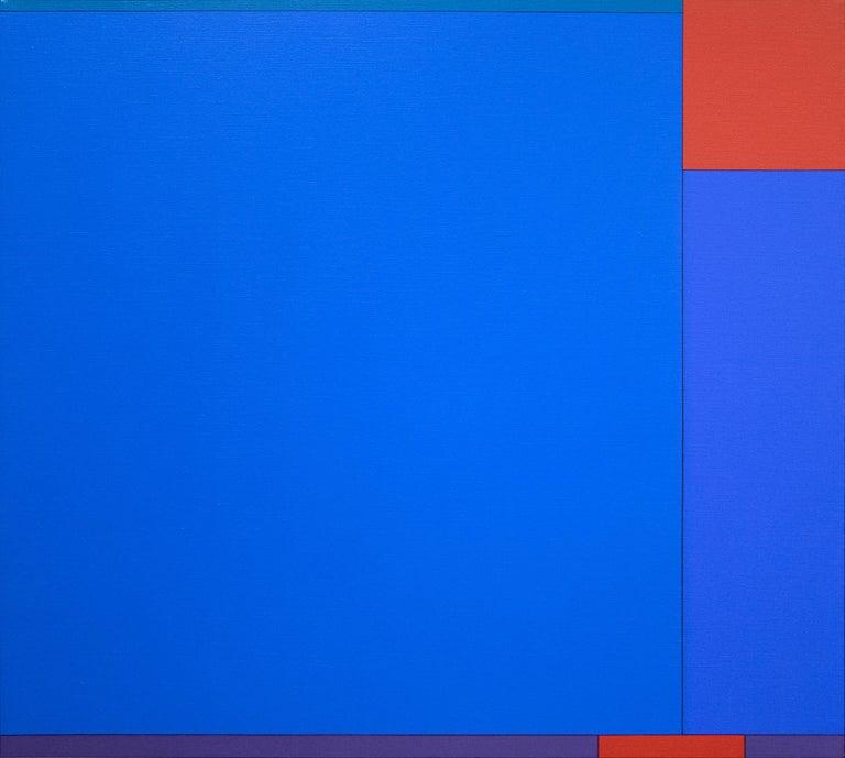 Ludwig Sander Abstract Painting - Mongohela