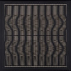 Stereoscopic image PSR 55/28, 1980, Unique piece