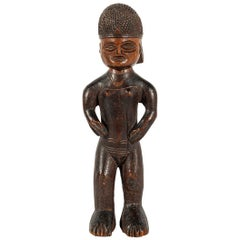 Luena Statue, Tchokwe, Democratic Republic of the Congo, circa 1950