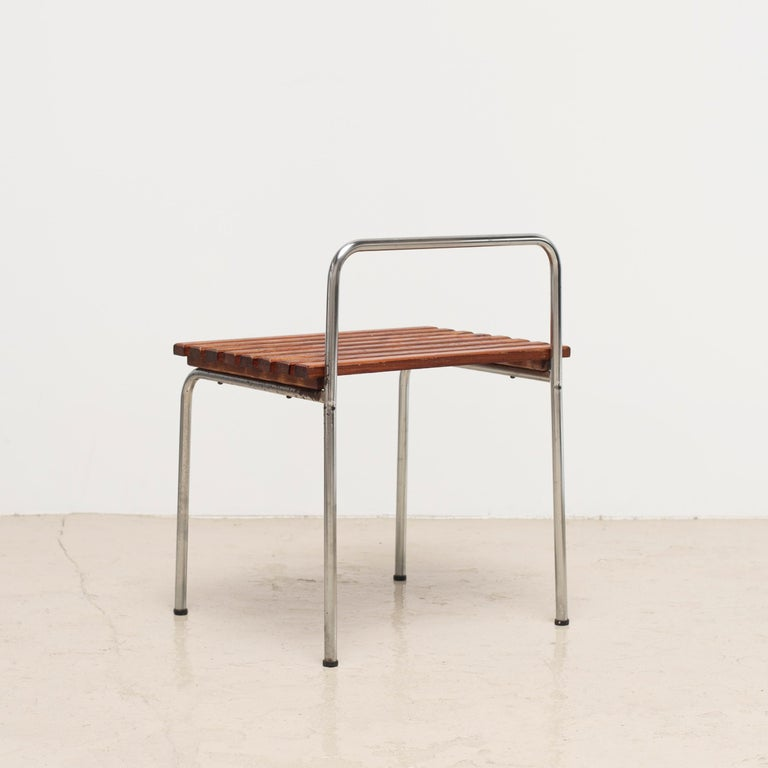 Luggage Rack or Stool from Les Arcs, 1960s For Sale 10
