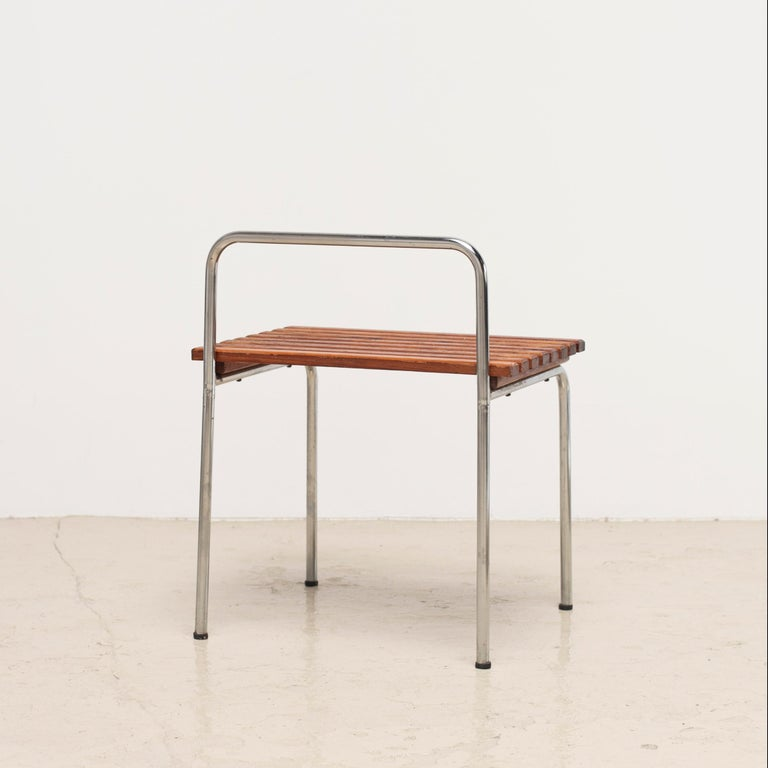 Luggage Rack or Stool from Les Arcs, 1960s For Sale 11