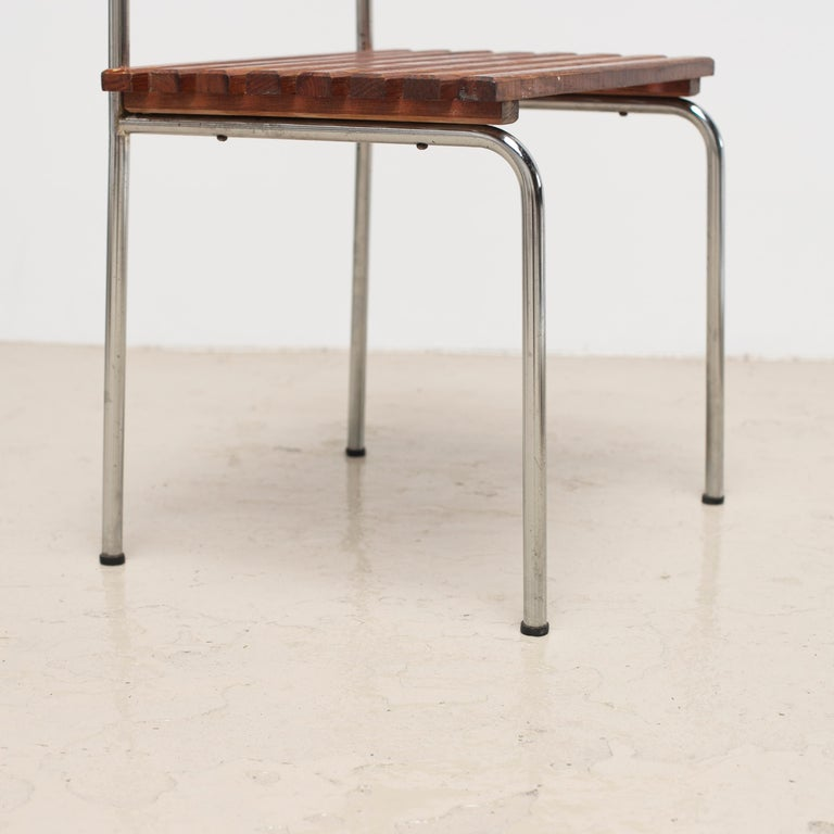 Luggage Rack or Stool from Les Arcs, 1960s For Sale 13