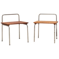 Luggage Rack or Stool from Les Arcs, 1960s