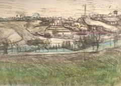 1940s Landscape Prints