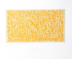 Al Ramy Al Khayt - Original Silkscreen by Luigi Boille - 1970 ca.