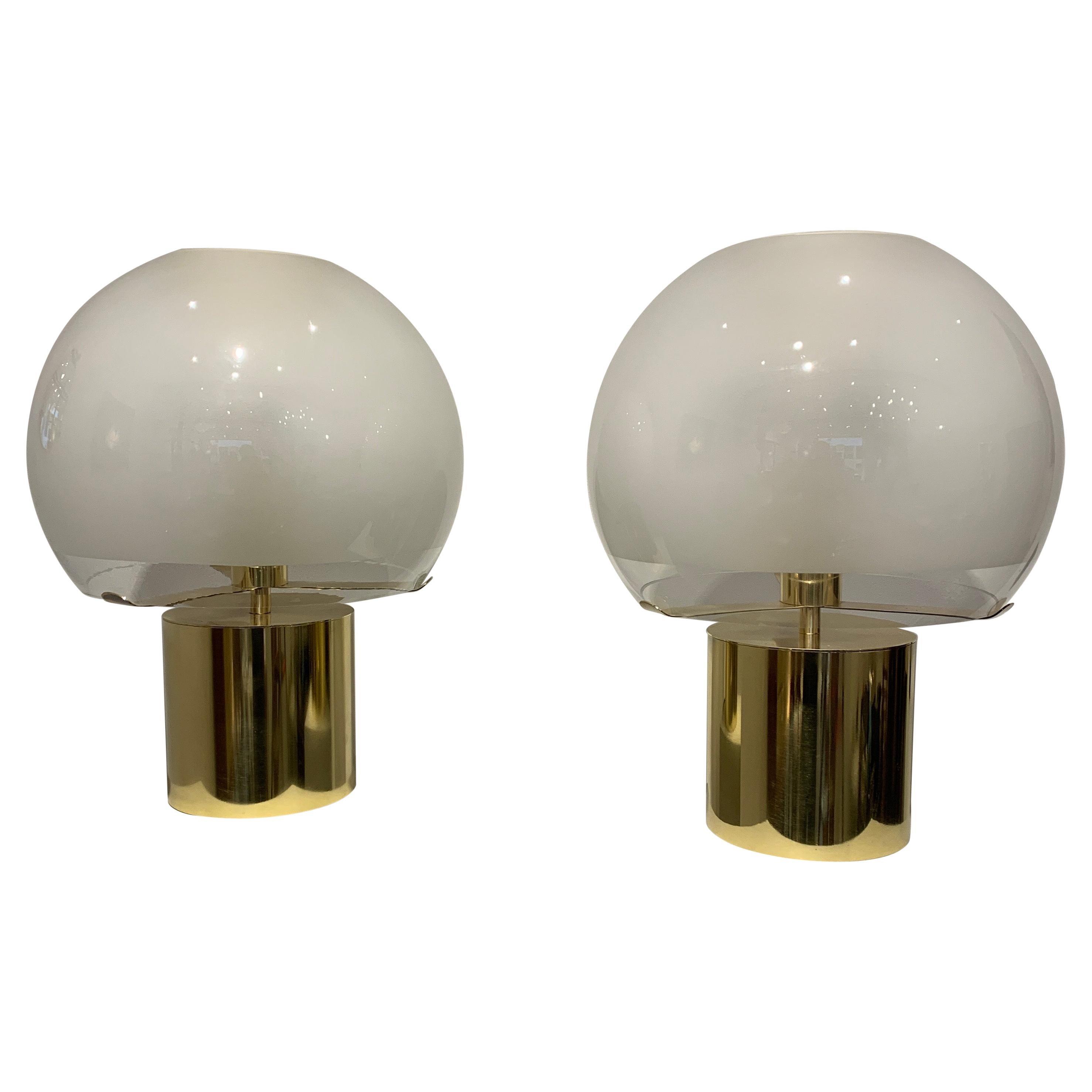 Luigi Caccia Dominioni Porcino Lamps