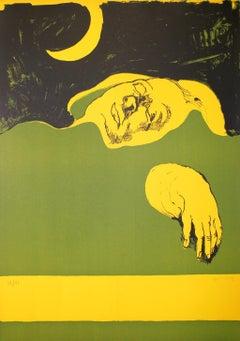 """Luigi Guerricchio - """"Mano gialla"""""""
