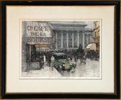 Cafe Bourse, Paris