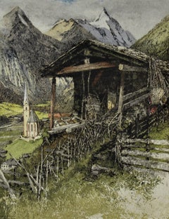 Mount Grosslockner, Austria