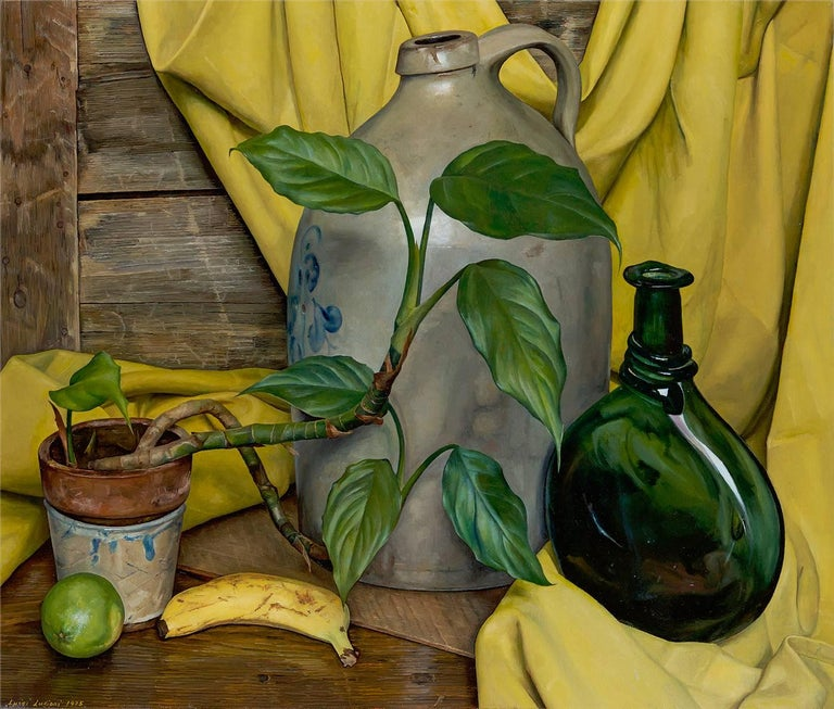 Andante in Yellow and Green