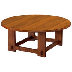 Luigi Reggio Coffee Table in Rosewood