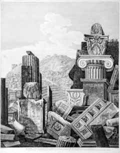 Altra Raccolta di Frammenti trovati al Tusculo - by L. Rossini - 1826