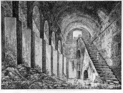Interno di una Piscina... - by L. Rossini - 1826