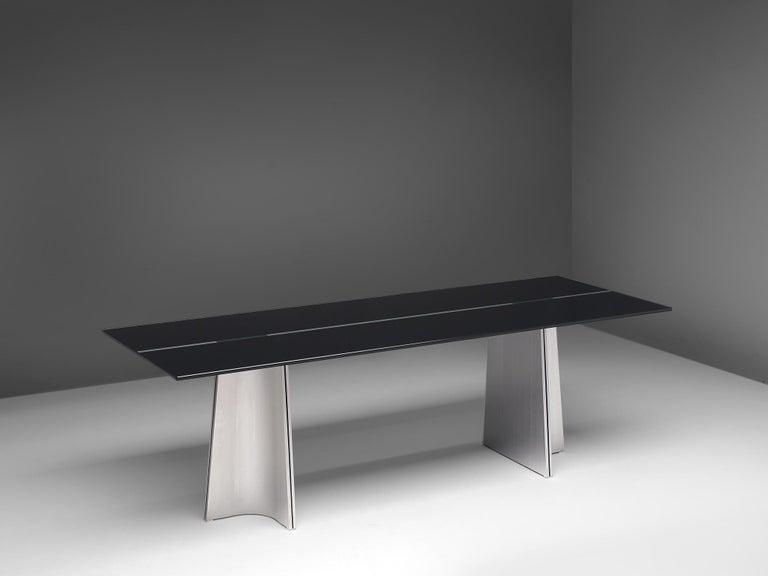 Post-Modern Luigi Saccardo Postmodern 'Ufo' Table For Sale