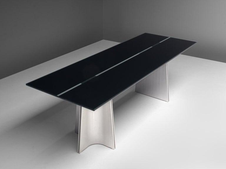 Italian Luigi Saccardo Postmodern 'Ufo' Table For Sale