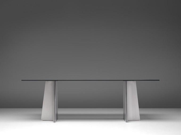 Luigi Saccardo Postmodern 'Ufo' Table In Good Condition For Sale In Waalwijk, NL