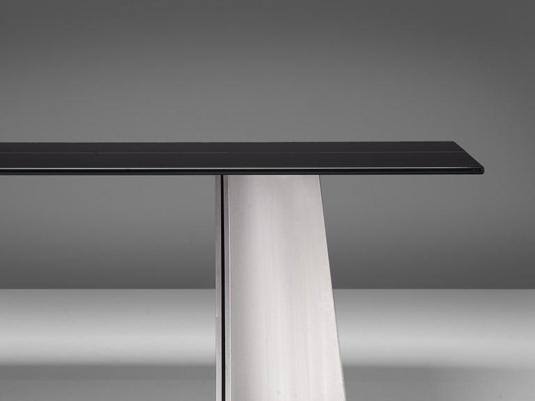 Late 20th Century Luigi Saccardo Postmodern 'Ufo' Table For Sale