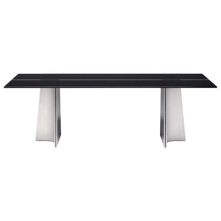 Luigi Saccardo Postmodern 'Ufo' Table For Sale