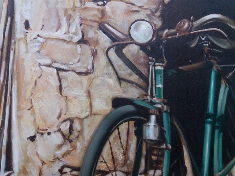 Almazan  Still Life Acrylic Painting For Sale 8