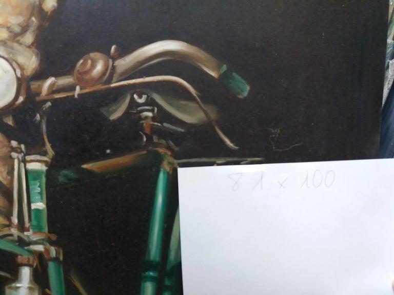 Almazan Realistic Still Life Acrylic Painting For Sale 11