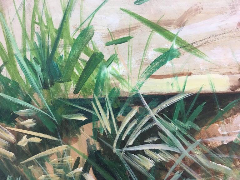 Almazan  Still Life Acrylic Painting For Sale 2