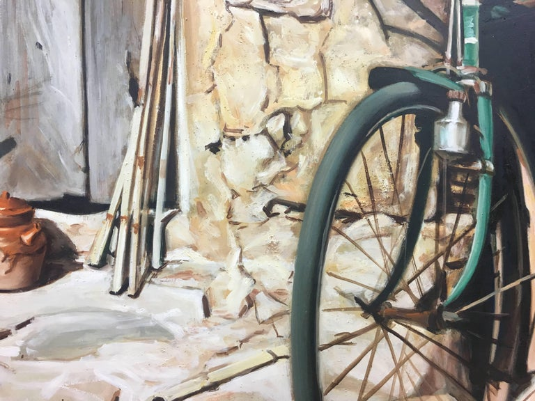 Almazan  Still Life Acrylic Painting For Sale 3