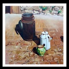 Almazan Realistic Still Life Acrylic Painting