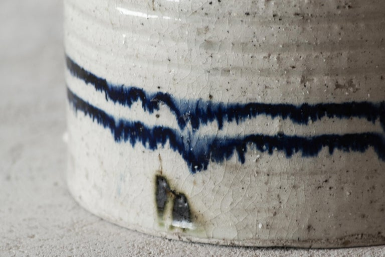 Mid-20th Century Luis Barragán '1902-1988' Ceramic Table Lamp, Mexico, 1952 For Sale