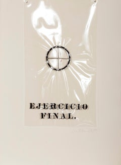 Ejercicio Final, Intagio and Printed Overlay by Luis Camnizter