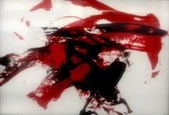 Serie Rojos y negros. original lithograph.