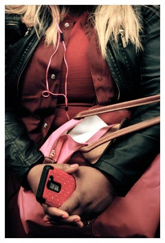 Passengers (pink phones)