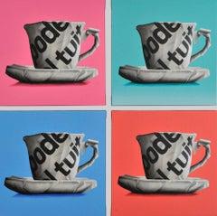 """Figurative, Contemporary, Graphic Work, Gicleé, """"Poder I"""""""