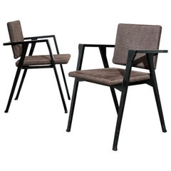 'Luisa' Armchairs by Franco Albini