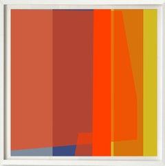 Madi #1 ,Venezuelan Artist, Archival print,Geometric Abstract, MOMA ,Cotton Rag