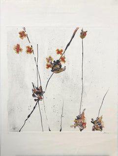 Si Me Rompes Me Remiendo 2, Monotype/Paper, 20 x 20, Venezuelan Artist ,MOMA