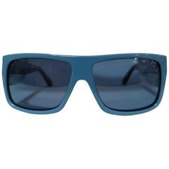 Luisstyle blue sunglasses NWOT