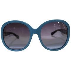 Luisstyle blue sunglasses NWOT