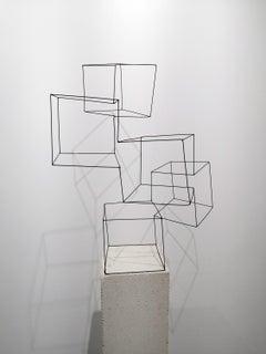 Sin Título - 21st Century, Contemporary Art, Abstract Sculpture, Iron